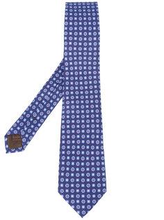 галстук с узором Churchs
