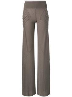 брюки с карманами Rick Owens Lilies