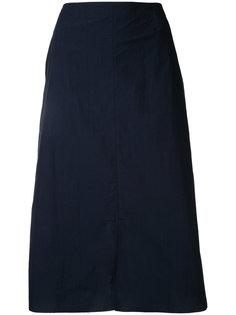 юбка миди А-образного силуэта Julien David