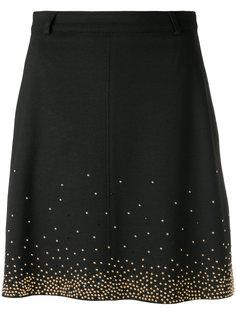 декорированная юбка Versace Jeans
