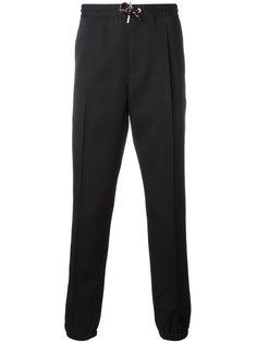 зауженные спортивные брюки Dior Homme