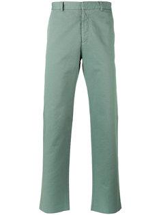 прямые брюки чинос  Jil Sander