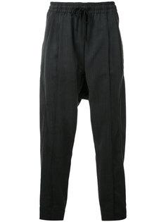 спортивные брюки с заниженной шаговой линией Abasi Rosborough