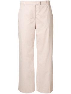 расклешенные брюки Agnona