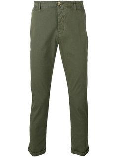 классические брюки чинос Pence