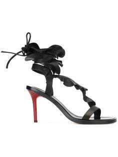 босоножки на шнуровке Isabel Marant