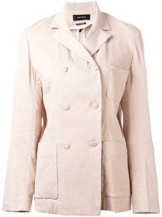 двубортный пиджак Isabel Marant