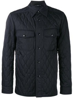 стеганая рубашка-куртка Tom Ford