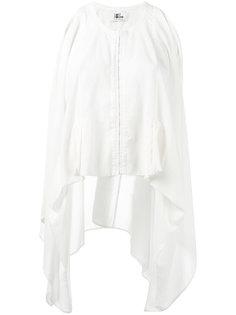 блузка с застежкой на крючки Lost & Found Ria Dunn
