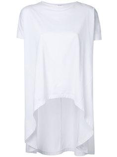 футболка с неравномерным подолом Enföld