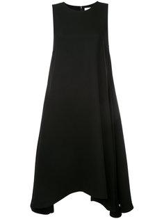 платье с асимметричным подолом Enföld