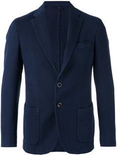 пиджак с накладными карманами Biagio Santaniello