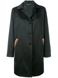 пальто с вышивкой Etro