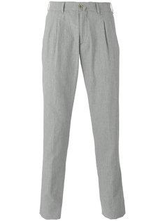 брюки кроя слим Lardini