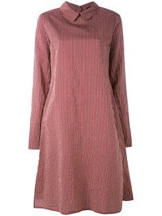 платье-рубашка в полоску  Rundholz