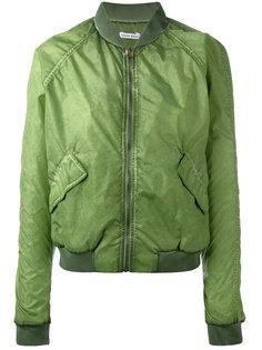 классическая куртка-бомбер Tomas Maier