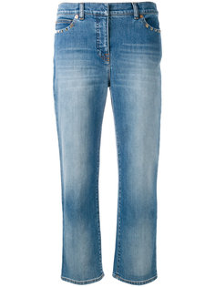 укороченные джинсы Rockstud  Valentino