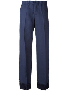 классические брюки прямого кроя F.R.S For Restless Sleepers