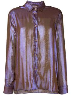 рубашка на пуговицах Christopher Kane