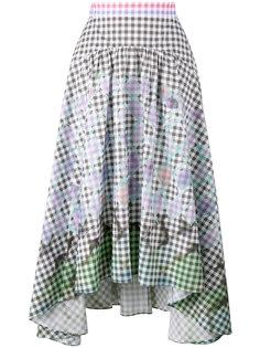 юбка в ромбик Peter Pilotto