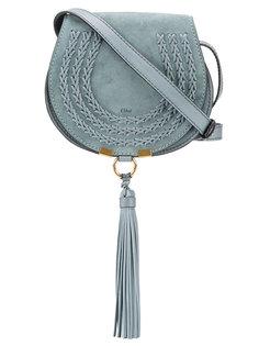 маленькая плетеная сумка Marcie  Chloé