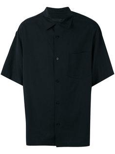 классическая рубашка с короткими рукавами  Alexander Wang