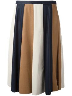 плиссированная юбка в полоску  Drome
