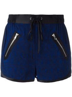шорты с атласной отделкой  3.1 Phillip Lim
