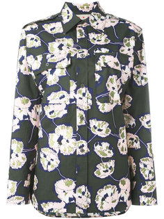 рубашка с принтом Whisper Marni