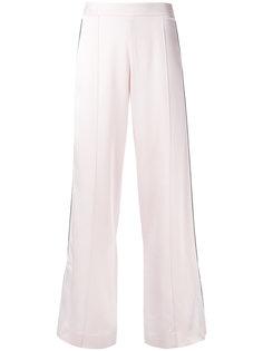 атласные широкие брюки Mother Of Pearl