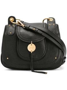 полукруглая сумка через плечо  See By Chloé