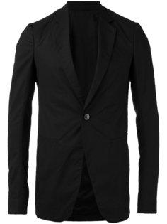 пиджак на одной пуговице Rick Owens