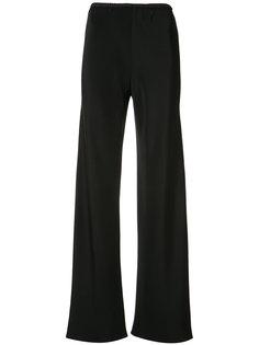 расклешенные брюки с высокой талией Peter Cohen
