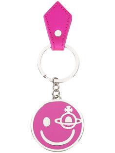 брелок для ключей со смайликом Vivienne Westwood