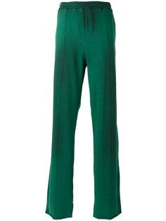 спортивные брюки с эластичным поясом MSGM