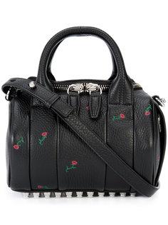 маленькая сумка-сэтчел Rockie Roses Alexander Wang