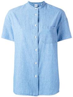 рубашка без воротника  Aspesi