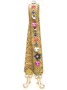 декорированная лямка на плечо Dolce & Gabbana