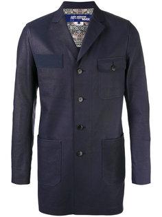 пальто миди с карманами  Junya Watanabe Comme Des Garçons Man