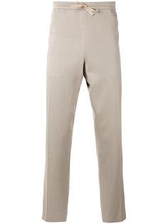 брюки чинос со шнурком на талии  Harmony Paris