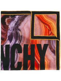 платок с принтом логотипа Givenchy