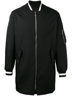куртка-бомбер  с логотипом Kenzo