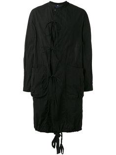 объемная куртка Ziggy Chen