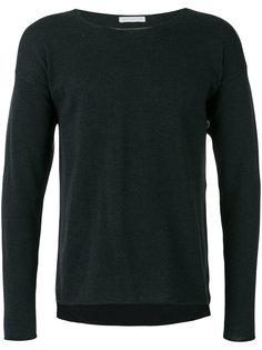 пуловер с асимметричным подолом Société Anonyme