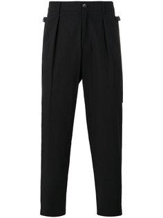 брюки со стрелками Damir Doma