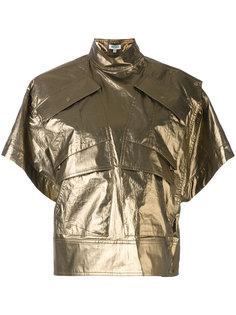 рубашка с горловиной-воронка Kenzo