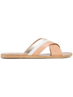 сандалии с перекрещивающимися лямками Thais  Ancient Greek Sandals