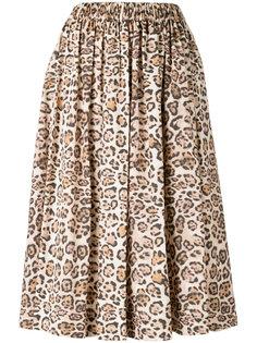 юбка с принтом Brognano