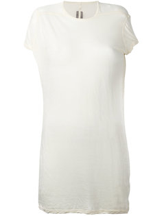 длинная многослойная футболка  Rick Owens