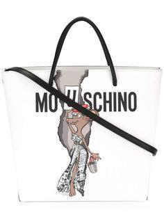 сумка Rat-A-Porter Moschino